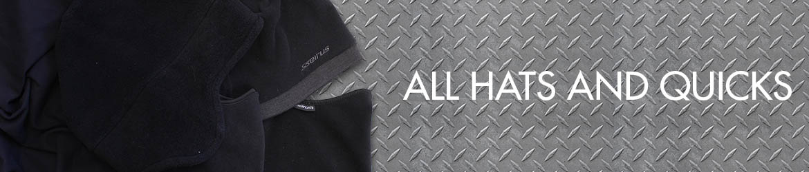 View All Hats + Quicks