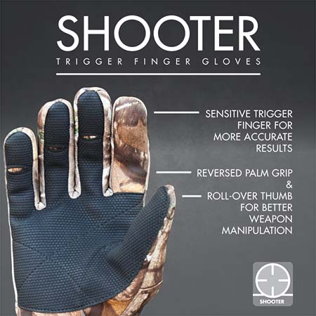 Shooter technology